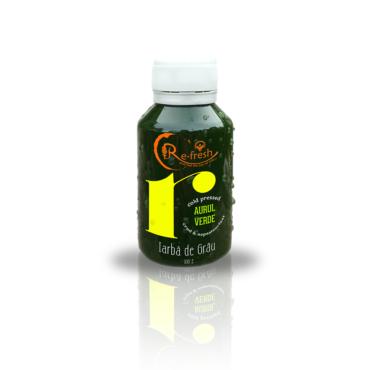 Suc de IARBA DE GRAU – 100 ml –  AURUL VERDE