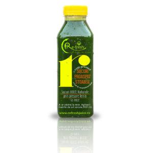 Sucuri Naturale 100% - Crude - Nepasteurizate - prin presare lentă