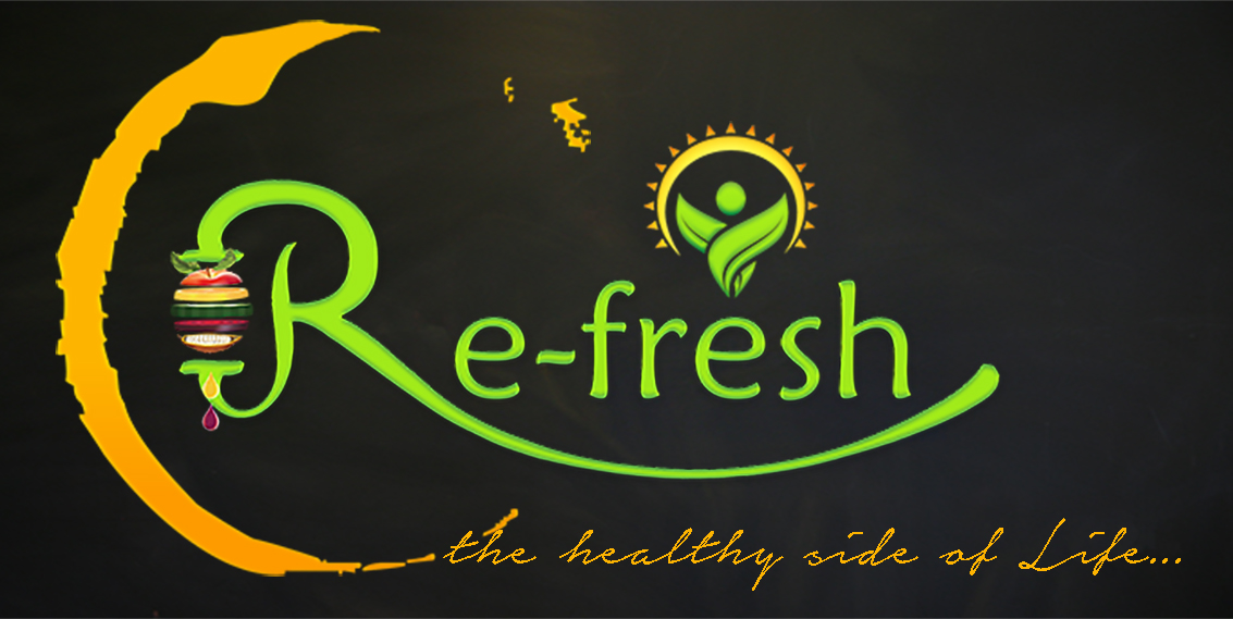 Contact Re-fresh Juice