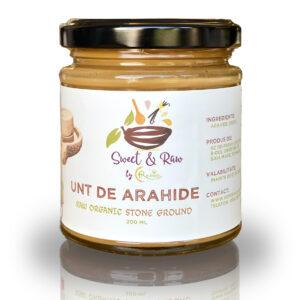 Unt de Arahide Natural 100%